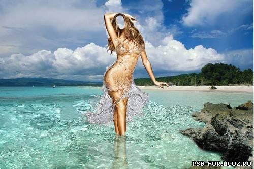 Шаблоны для фотошопа голых женщин
